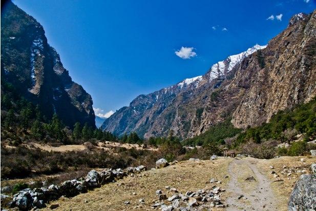 DSC 0081 Трек в Лангтанг (часть 2): Lama Hotel – Langtang