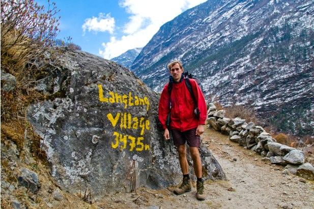 DSC 0104 Трек в Лангтанг (часть 2): Lama Hotel – Langtang