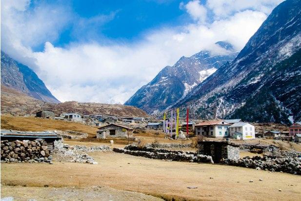 DSC 0108 Трек в Лангтанг (часть 2): Lama Hotel – Langtang