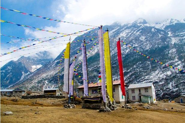 DSC 0115 Трек в Лангтанг (часть 2): Lama Hotel – Langtang