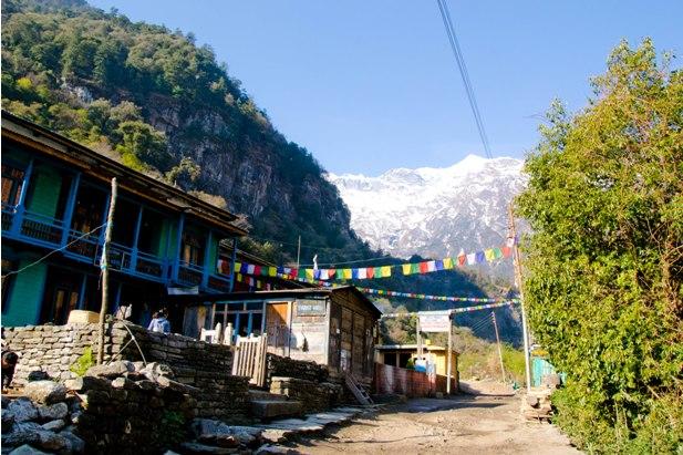 DSC 0128 Месяц на треке в районе Аннапурны (часть 1): Kathmandu   Nadi Bazar   Gagat   Bagarchhap   Timang