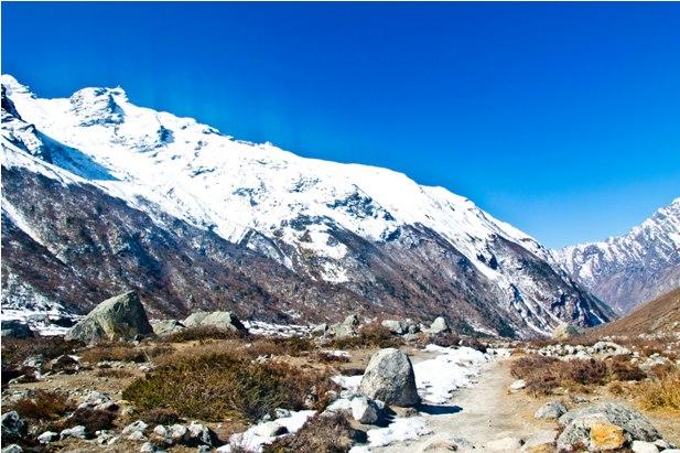 DSC 0152 Трек в Лангтанг (часть 3): Langtang — Kyangien Gompa