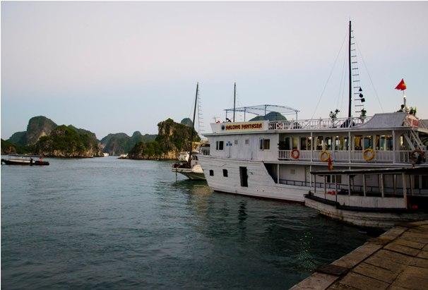 DSC 02261 Поездка в бухту Халонг