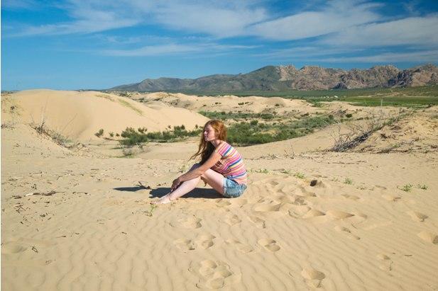 DSC 0831 Монгол Элс: пески и верблюды