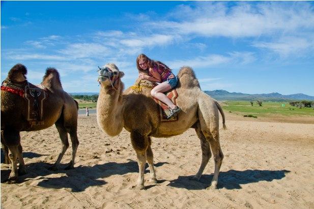 DSC 0884 Монгол Элс: пески и верблюды