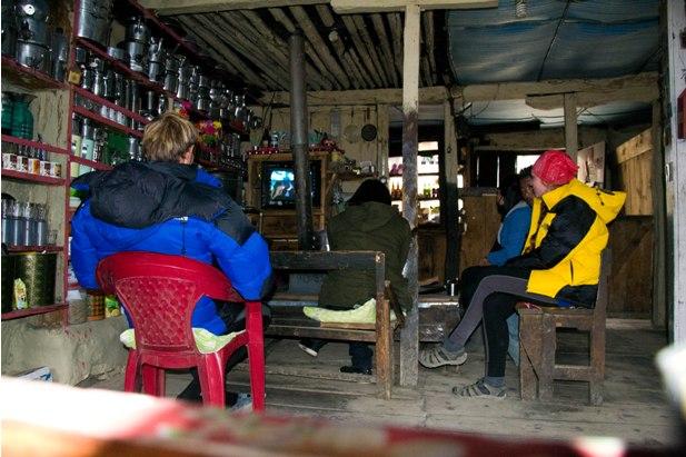 DSC 0885 Месяц на треке в районе Аннапурны (часть 4): Manang   Tilicho lake   Manang
