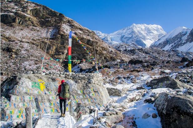 Lang 445 Трек в Лангтанг (часть 5): Kyangien Gompa – Lama Hotel   Shyaphrupesi   Kathmandu