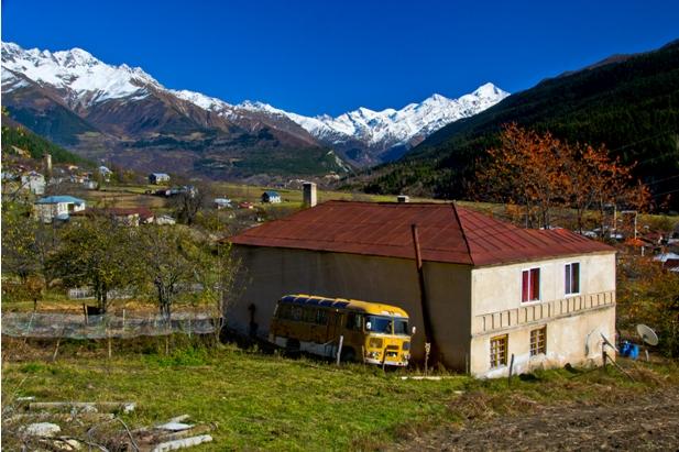 DSC 0596 В Местию. В горы.