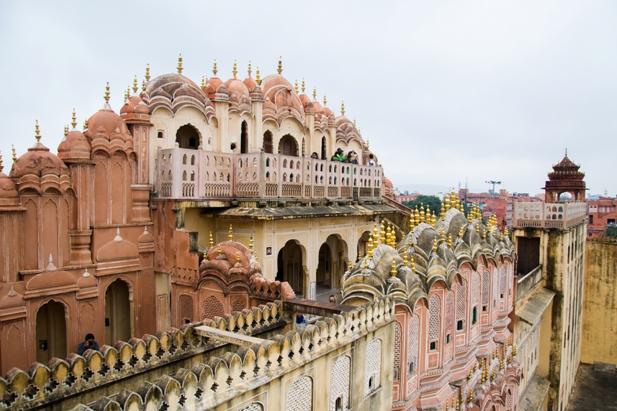 DSC 0358 Розовый город Джайпур