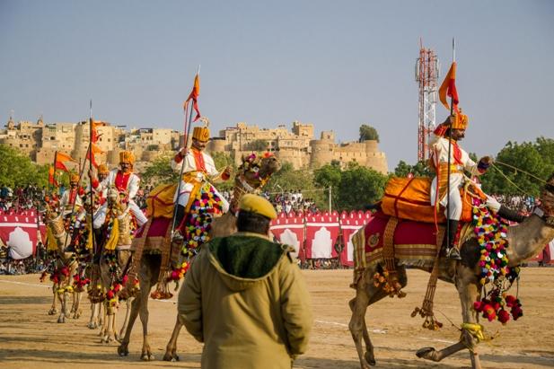 DSC 02221 Как прошел The Desert Festival в Джайсалмере