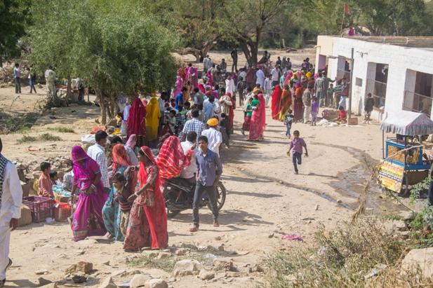 DSC 0482 Полдня в индийской деревне