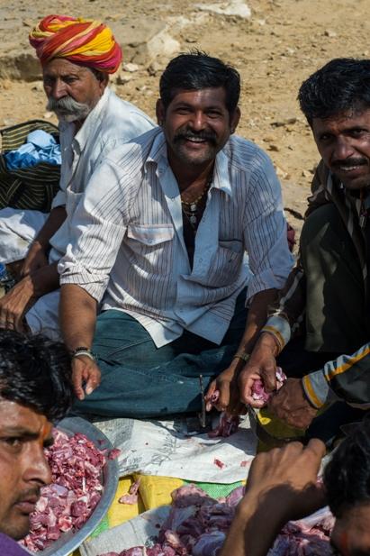 DSC 0489 Полдня в индийской деревне