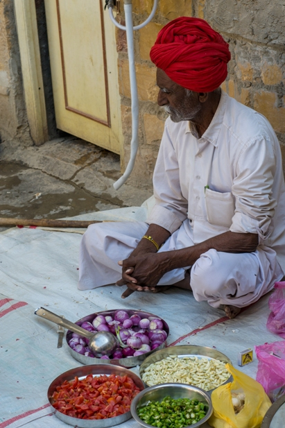 DSC 0497 Полдня в индийской деревне
