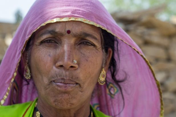 DSC 0502 Полдня в индийской деревне