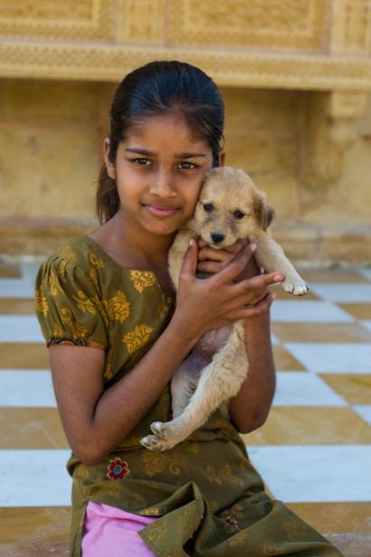 DSC 0506 Полдня в индийской деревне