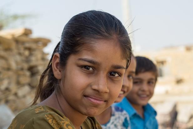 DSC 0512 Полдня в индийской деревне
