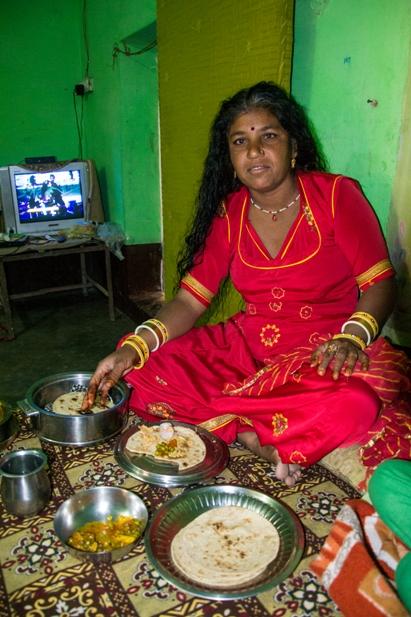 DSC 0531 Полдня в индийской деревне