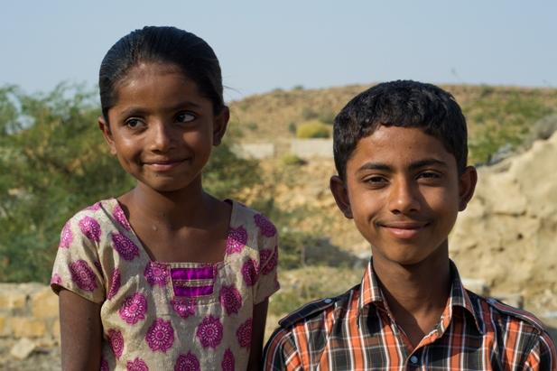 DSC 0553 Полдня в индийской деревне