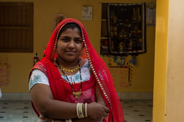 DSC 0567 Полдня в индийской деревне