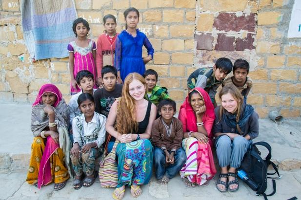 DSC 0574 Полдня в индийской деревне