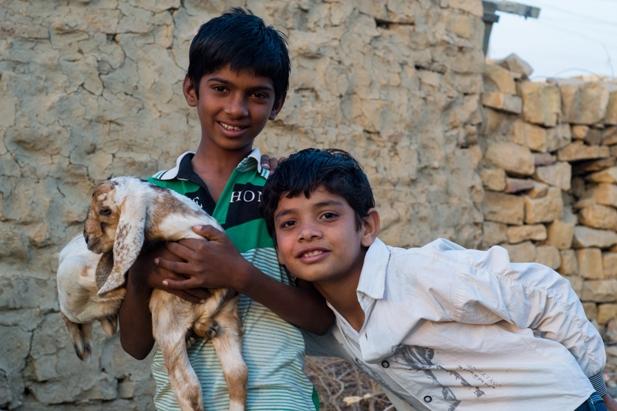 DSC 0587 Полдня в индийской деревне
