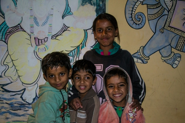 DSC 0614 Полдня в индийской деревне