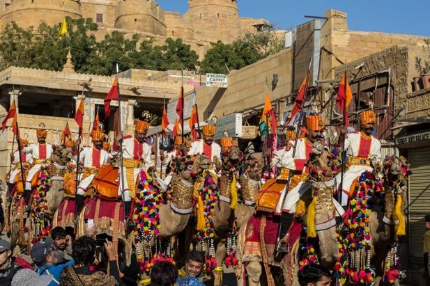 DSC 1000 Как прошел The Desert Festival в Джайсалмере
