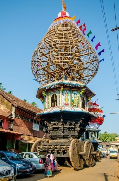1 Маха Шиваратри в Гокарне