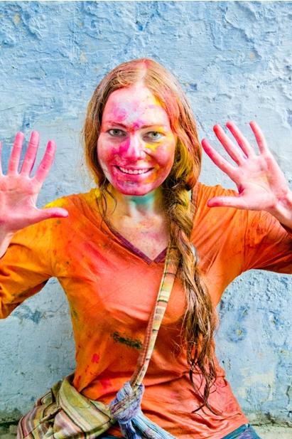 11 19 Холи в Варанаси   праздник красок и весны