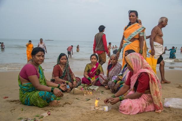 11 Маха Шиваратри в Гокарне
