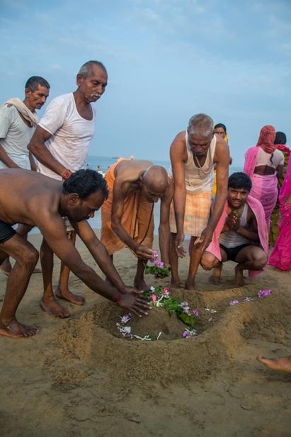 12 Маха Шиваратри в Гокарне