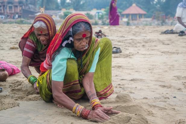 14 Маха Шиваратри в Гокарне