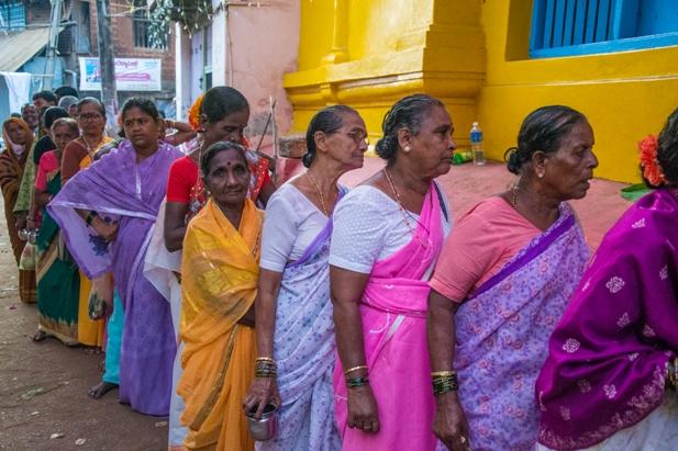 18 Маха Шиваратри в Гокарне