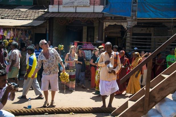 19 Маха Шиваратри в Гокарне