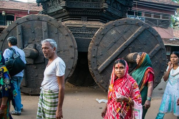 2 Маха Шиваратри в Гокарне