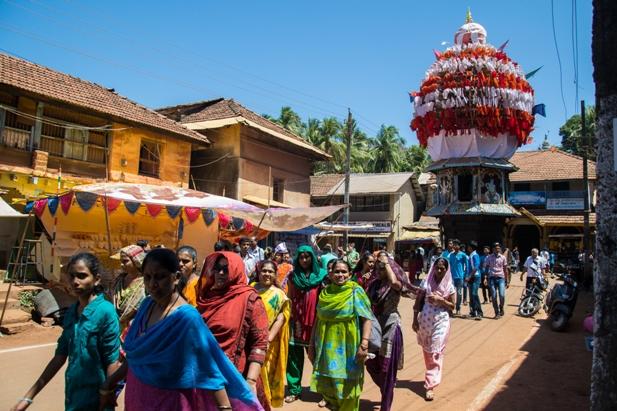 21 Маха Шиваратри в Гокарне