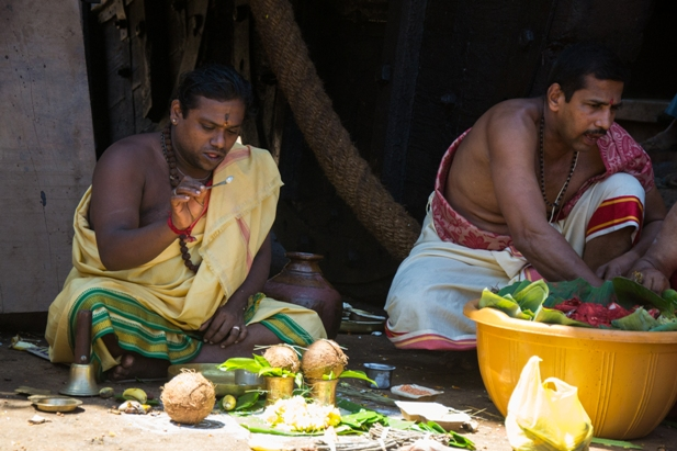22 Маха Шиваратри в Гокарне