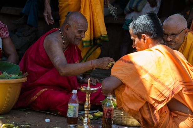 23 Маха Шиваратри в Гокарне