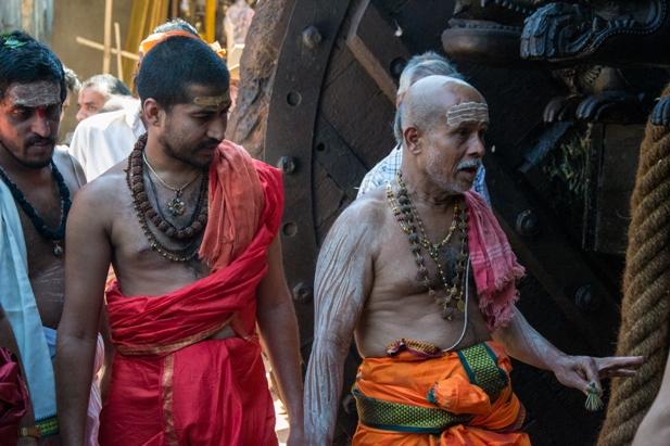 25 Маха Шиваратри в Гокарне