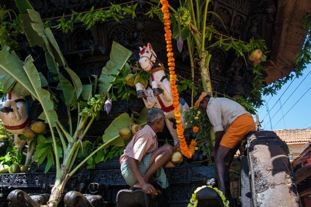 3 Маха Шиваратри в Гокарне