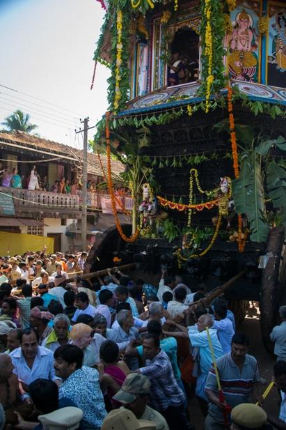 32 Маха Шиваратри в Гокарне