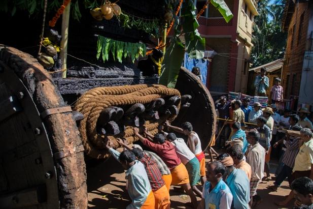 33 Маха Шиваратри в Гокарне