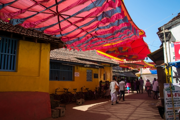 4 Маха Шиваратри в Гокарне