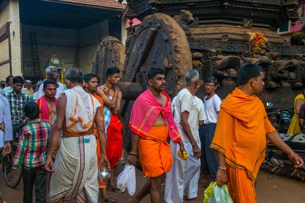 5 Маха Шиваратри в Гокарне