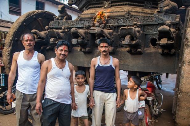 7 Маха Шиваратри в Гокарне