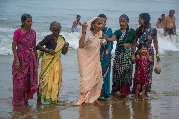 9 Маха Шиваратри в Гокарне
