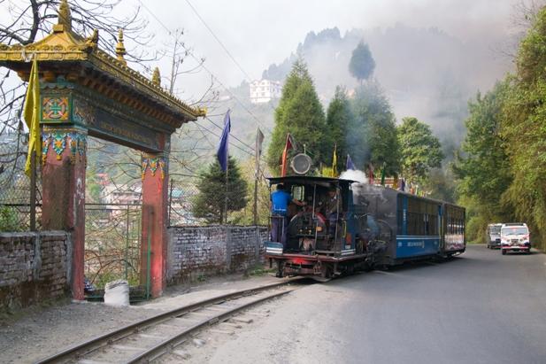 DSC 0776 Дарджилинг: чай, паровоз и музей Эвереста