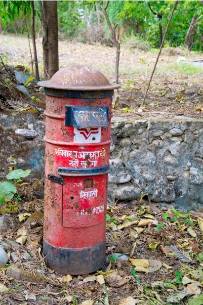 DSC 1445 Заброшенный ашрам Битлз в Ришикеше