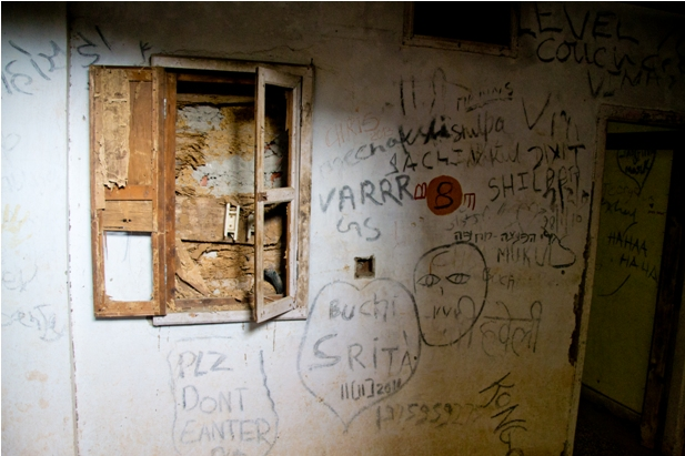 DSC 1462 Заброшенный ашрам Битлз в Ришикеше