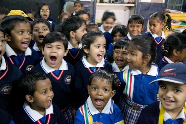10 75 Как я знакомилась с индийскими школьниками